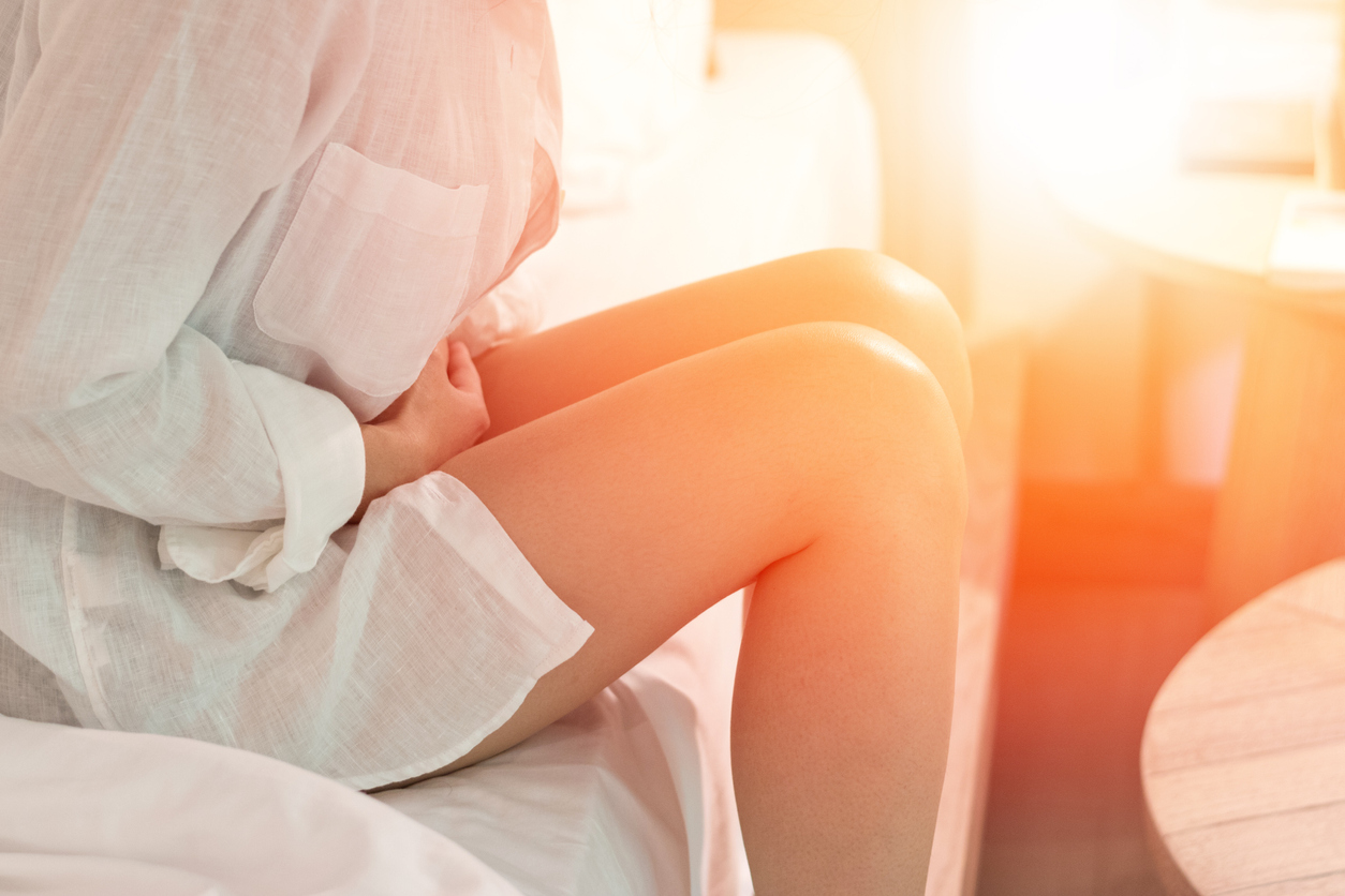 Do you have pelvic congestion disorder?
