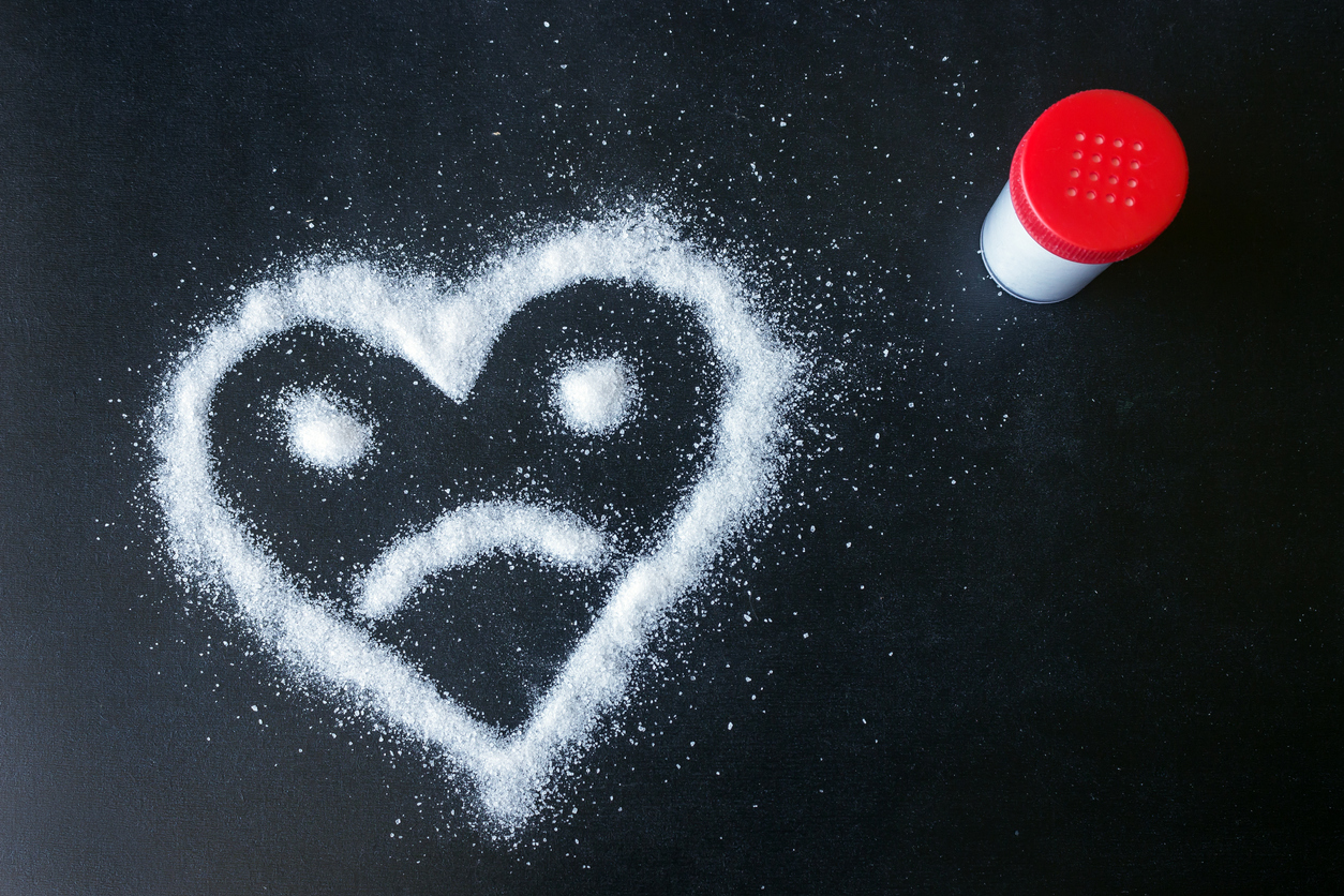 Sugar Puts You At Risk for Heart Disease